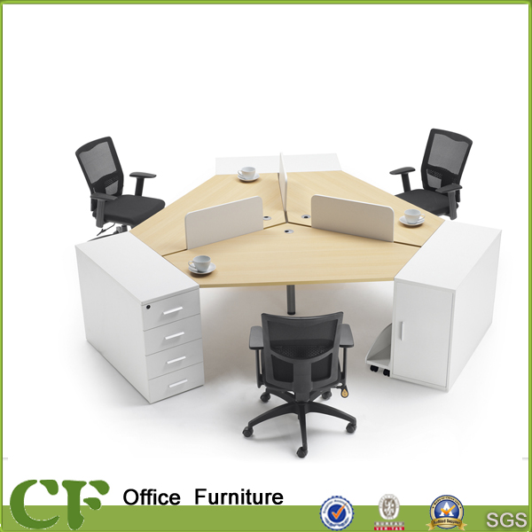 Office furniture workstation call center workstation for 3 for Couch 6 personen
