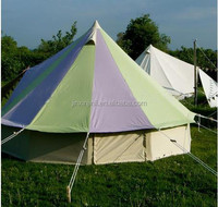 High quality cheap Canvas Bell tent 5X5M for sales