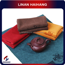 China OEM manufacture hot selling plain tea towel fabric