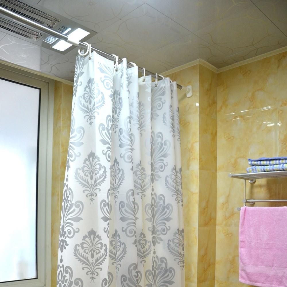2015 Baililai Any Size New Design High Quality Shower Curtain Rod Buy Curtain Rod Shower