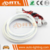 Wholesale 5050 auto light 80mm smd led halo rings