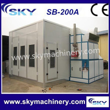 SB-200A new product spraying booth/spray paint booth/car paint mixing machine