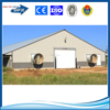 Light steel structure prefab chicken farm building