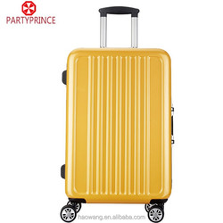 2015top quality aluminium frame travel Carry-on luggage