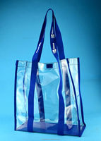 plastic carry bags with handle, plastic shopping bag, biodegradable plastic bag