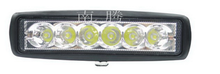 18w led work light IP67 high quality for truck car jeep suv utv