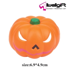 Other Holiday Supplies Type and Halloween Occasion PU foam pumpkin
