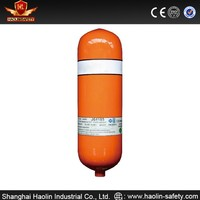 Composite material used oxygen cylinders