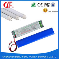 3 years warranty LED t5 t8 Emergency inverter compact fluorescent , emergency module for 40w lighting with CE Rohs