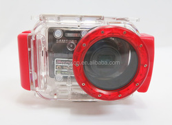 IP 68 Universal Waterproof Camera Case , high quality of underwater housing for digital camera
