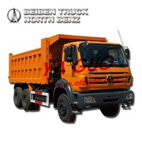 NORTH BENZ HEAVY OFF ROAD TIPPER/DUMP TRUCK FOR QUARRY OR MINING ON SALE