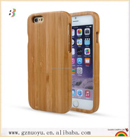 for iphone 6 bamboo case, handmade bamboo cell phone case