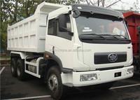 FAW dump trucks 6X4 tipper big truck for sale