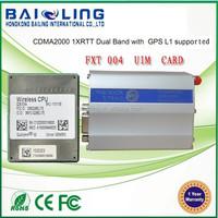 Original Wavecom Q26 Elite Dual Band 3G CDMA Modem UIM Card 3G GPS MODEM FXT004