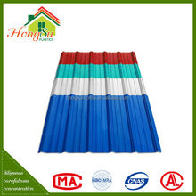 China supplier antistatic insulation roofing shingles double layer