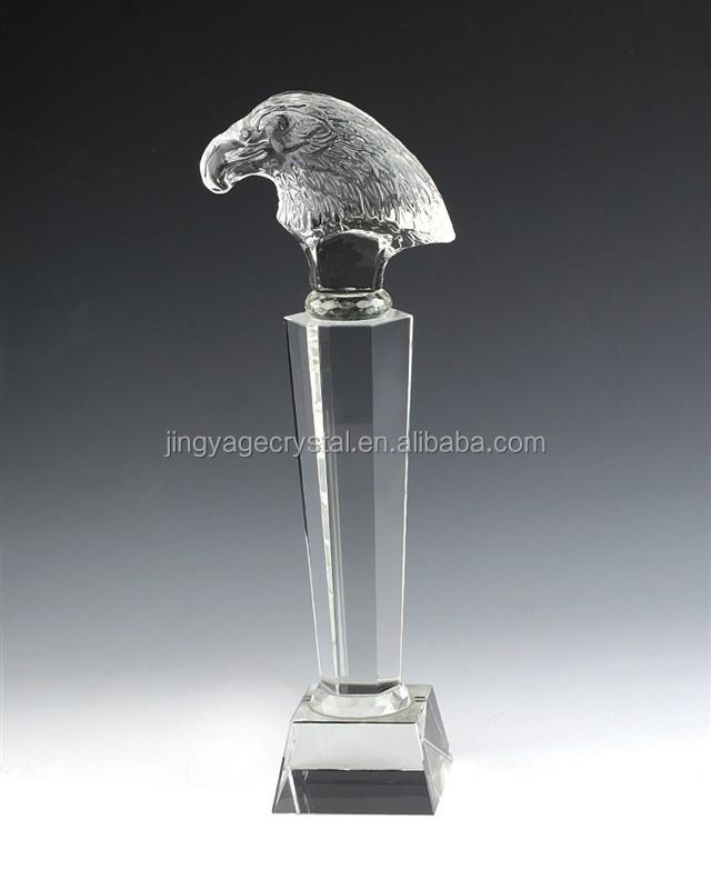 Eagle Jewel Crystal Award