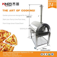 Competitive Prices Wood Fired Pizza Dome