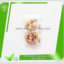 clear plastic food packaging bag