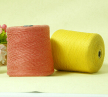 Colored Rayon Cotton Yarn (40% cotton 60% Rayon)