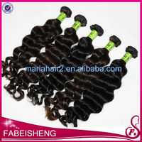 unprocessed cheap hot selling wholesale100% remy european hair bulk