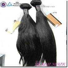 No Shed No Tangle Unprocessed Virgin Remy Black Short Hair Angels Hair Weave