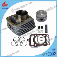 Chinese motorcycle parts cylinder block comp factory CG175-3 cylinder block comp for engine
