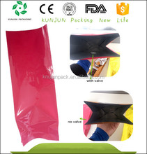 2015 New Cheap aluminum foil coffee filter bag