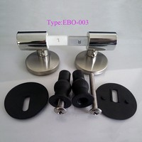 take off hinges with damper used in toilet seat lid EBO-003