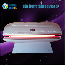 hot sale! HFD Skin care beauty bed---PDT therapy led bed!Make your skin like a baby , PDT therapy led bed!