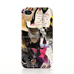 custom design case supplier for iphone 4s