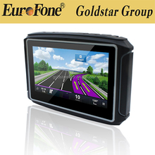 4.3 inch wholesale motorcycle parts waterproof GPS with bluetooth