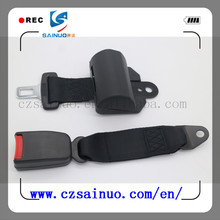 High quality two points car safety belt used for forklift or most car
