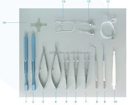 syx14 ophthalmology cataract small cut surgery instruments set