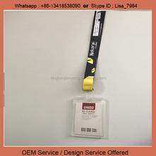china wholesale promotional sublimation lanyard with id