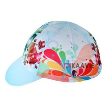 private custom biking road riding quick dry fit cycling cap