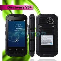 4 inch 2 SIM Card MTK6572 4GB 3G phone Discovery V6+ waterproof mobile phone