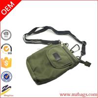 New Mens Mini Sport Belt Hips Bag Small Zip Pockets Waist Packs