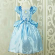 Cinderella costume per le ragazze vestito di cenerentola Cenerentola qkc-0500 cartoon