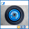 china wheel factory pu foam filled small rubber coated wheels 6 inch