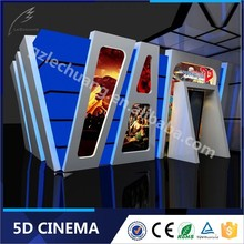 Pneumatic/Hydraulic/Electric 5D Cinema 5D Theater 5D Simulator
