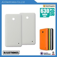 Low Cost Mobile Phone Battery Door Cover Replacement For Nokia Lumia 630