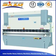 hydraulic press brake hand operated bending machine