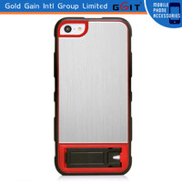Appropriative Protective Case For iPhone 5, Aluminium Alloy Drawing Cover Case For iPhone 5