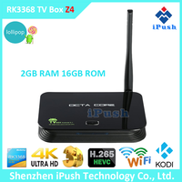 2015 best selling Android 5.1 OS 4K google Octa core smart android TV box with KODI XBMC