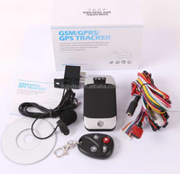 personal/vehicle tracker GPS303D, track Vehicle gps tracker Realtime motocycle TK303D