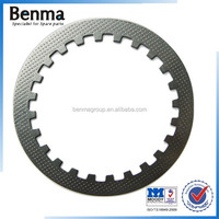 2015 New arriaval motorcycle steel clutch plates,hot sellling steel plates