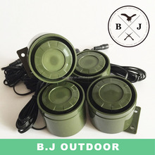 Bird sound mp3 downloads duck hunting device speaker hunting equipment from BJ Outdoor