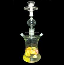 Factory wholesale Glass hookah Art Hookah Shisha Glass led Hookah