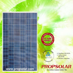 good price of china Poly 250W solar panel and solar module 12v from Bluesun
