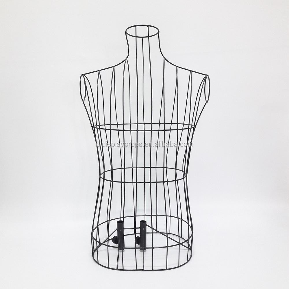 Dl1303 Male Wire Mannequin For Business Suit/clothing Male Mannequin ...